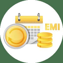 EMI amount