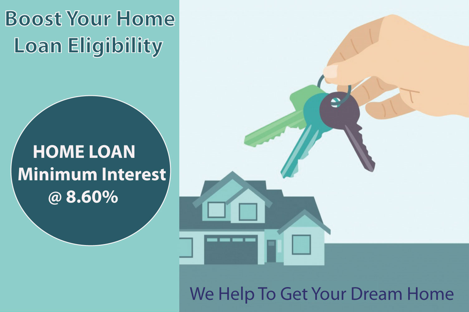 5 Ways to Boost Your Home Loan Eligibility