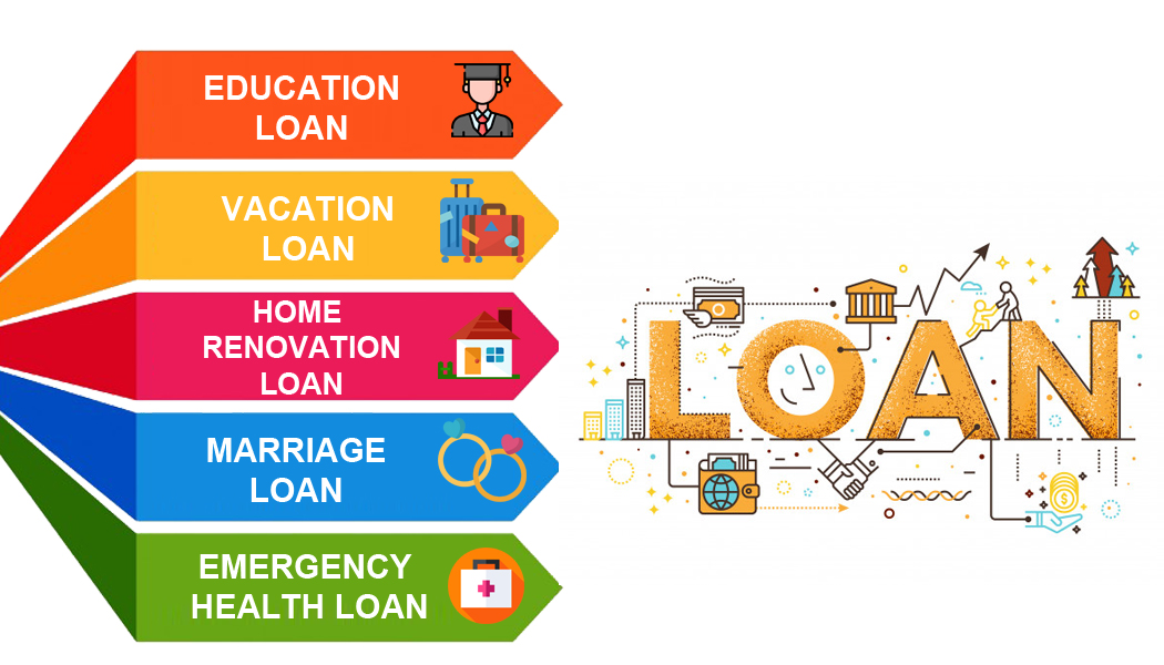 5 Plans Where You Need Personal Loans
