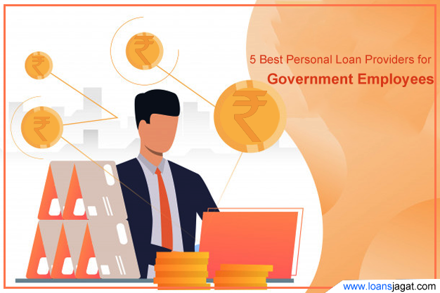 5 Best Personal Loan Providers for Government Employees