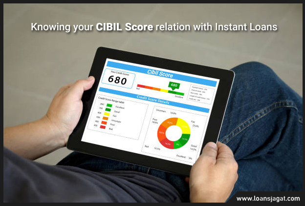 Knowing your CIBIL Score relation with Instant Loans